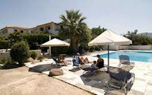 Foto Hotel Theodora in Petra ( Lesbos)